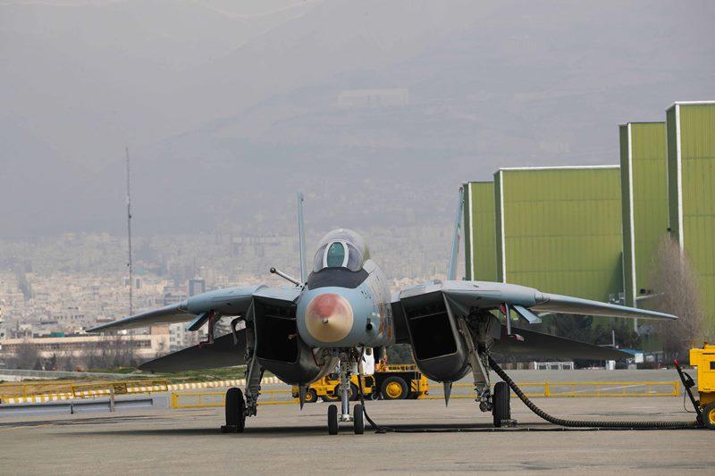 تحویل ۸ فروند هواپیمای نظامی اورهال شده به نیروی هوایی ارتش
