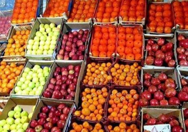 ۴۰ غرفه میوه شب عید در همدان توزیع میشود