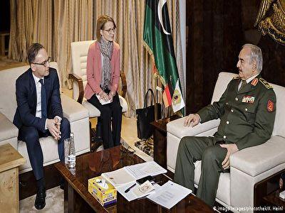 یک بام و دو هوای آلمان در ماجرای لیبی + فیلم