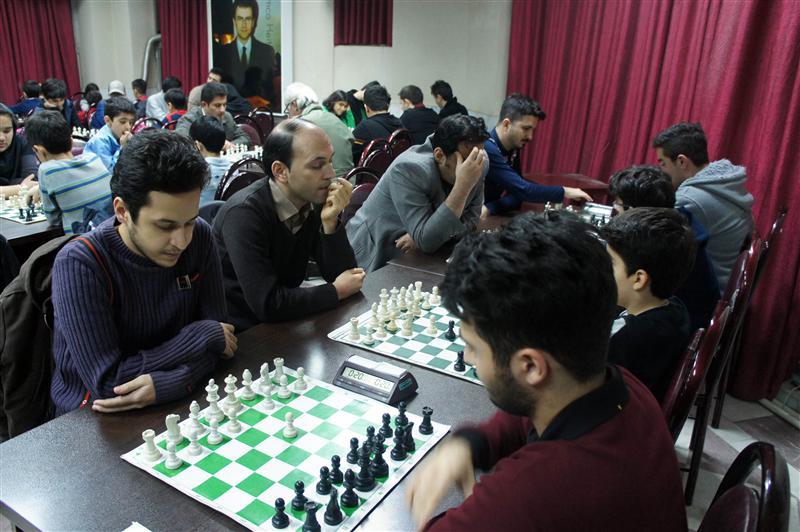 پایان مسابقات بین المللی شطرنج کاسپین کاپ در گیلان