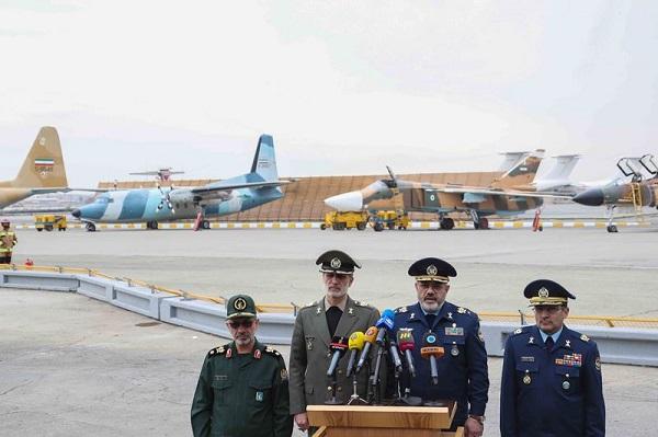 افقهای روشن تری در انتظار قدرت رزم هوایی نیروهای مسلح در پیش است