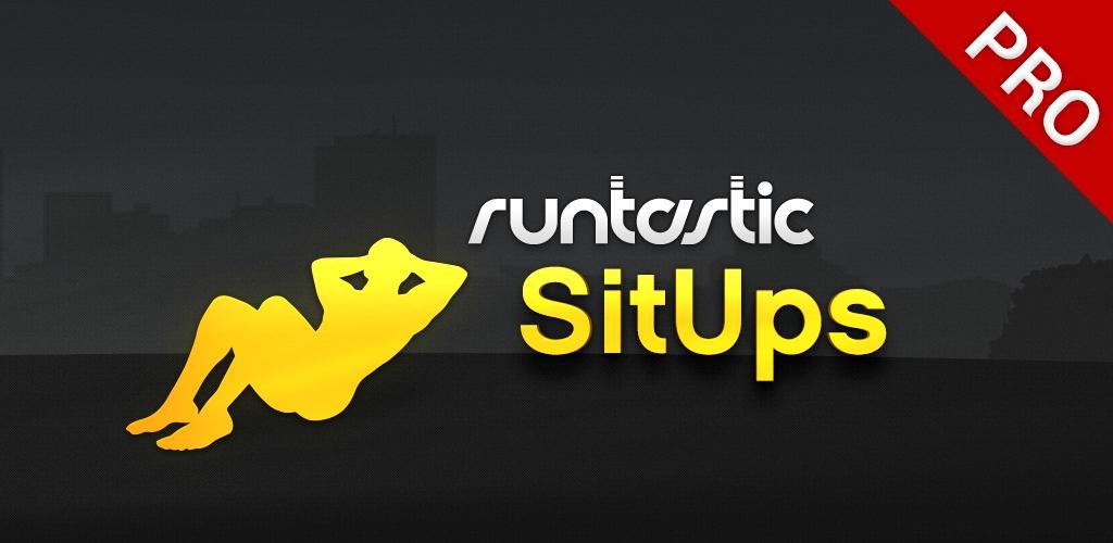 دانلود Runtastic Sit-ups & Abs PRO 1.13 - برنامه ورزشی دراز و نشست روزانه اندروید