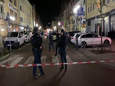 ۱۱ کشته در شب خونین آلمان + فیلم