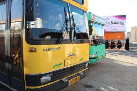 دپو عید/// ارجاع پرونده واگذاری اتوبوس به بخش خصوصی روی میز کارشناس دادگستری