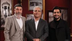 خنده دارترین برنامه دورهمی رقم خورد/مهران مدیری راز علی انصاریان را لو داد+فیلم