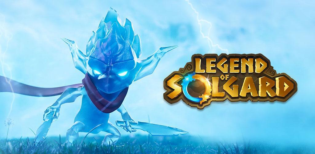 دانلود Legend of Solgard 2.6.1 - بازی نقش آفرینی