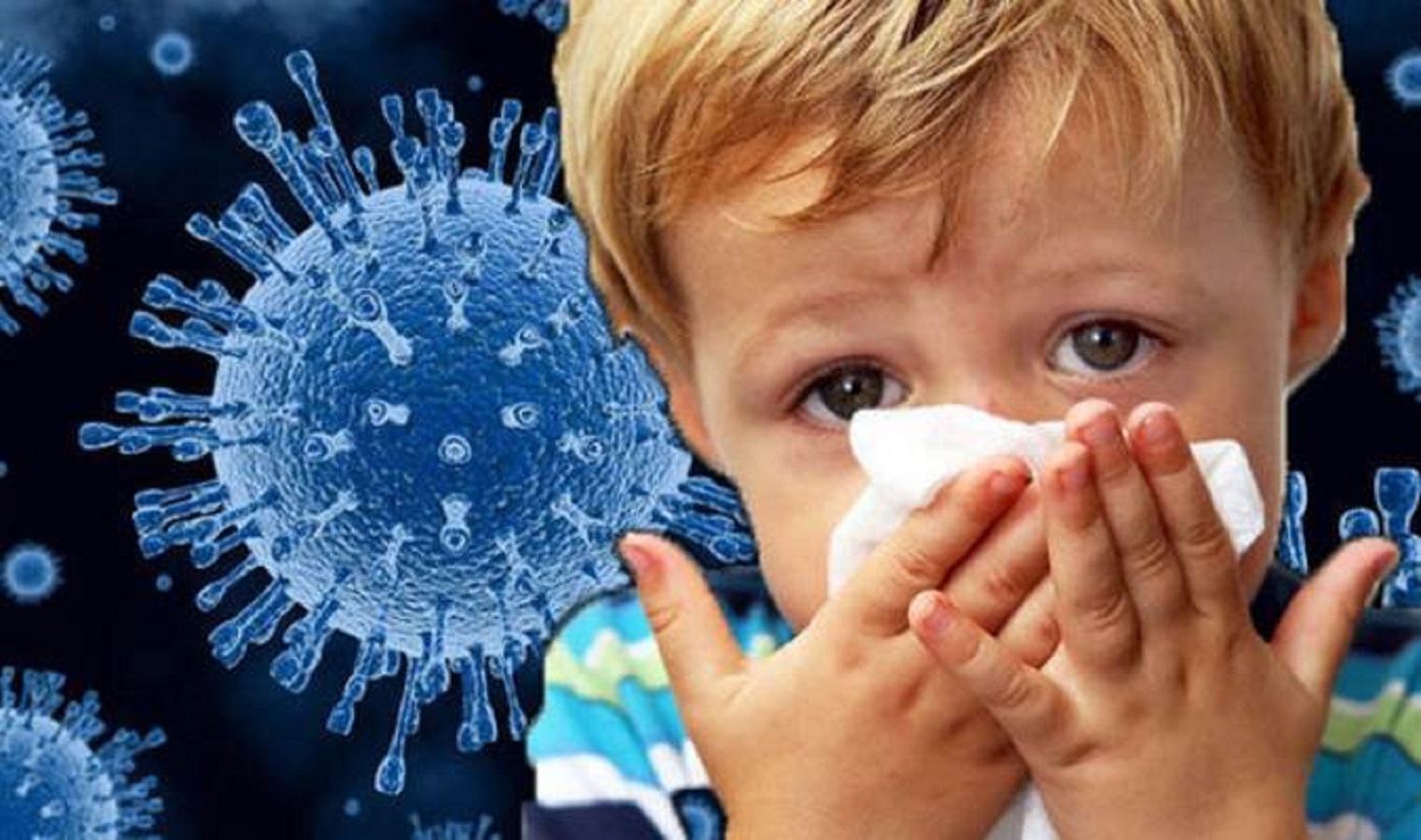 افزایش خطر ابتلا به کرونا ویروس در کودکان دارای بیماری های زمینه ای