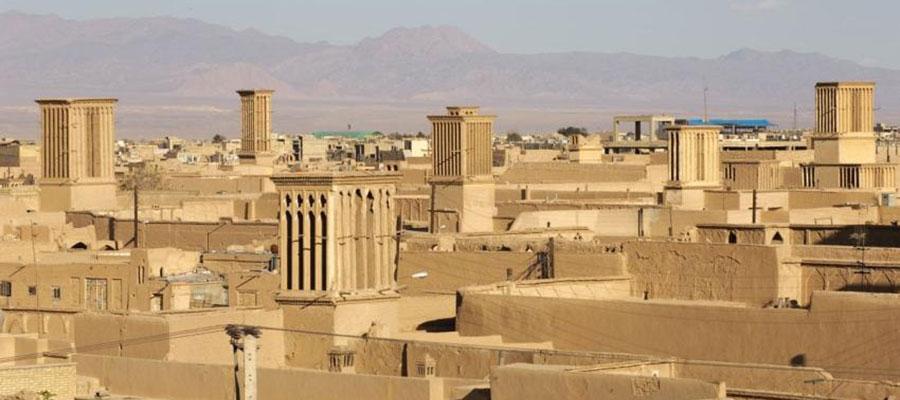شهر جهانی یزد برای عید منتظر شماست!///دپوی عید تنها