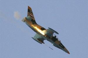 حمله پدافند هوایی ترکیه به دو جنگنده سوریه