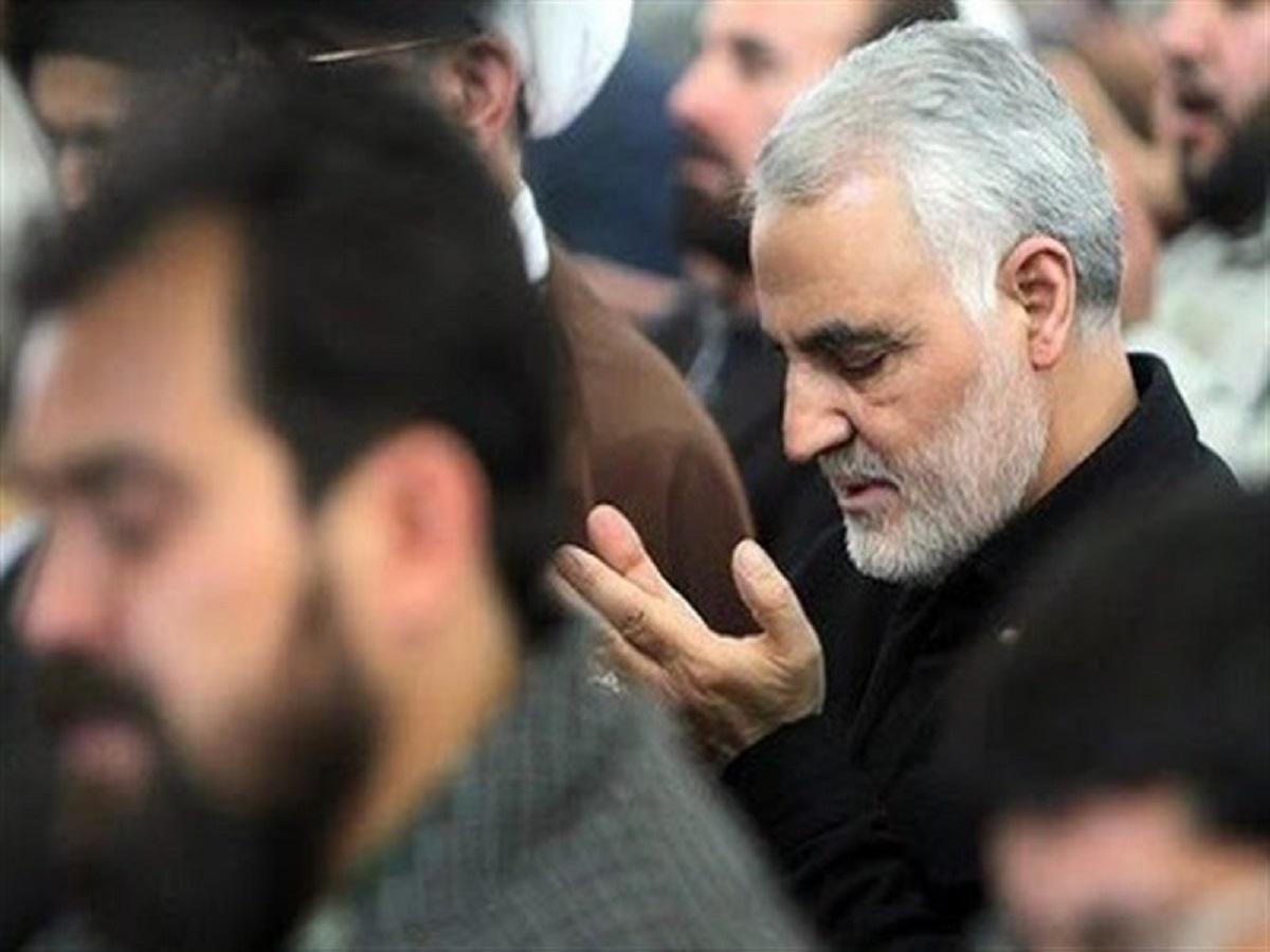 ماجرای اقامه نماز حاجقاسم سلیمانی در کاخ کرملین