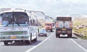 امکان تردد کامیون های ایرانی و افغانی به صورت شبانه روزی در در مرز دو غارون