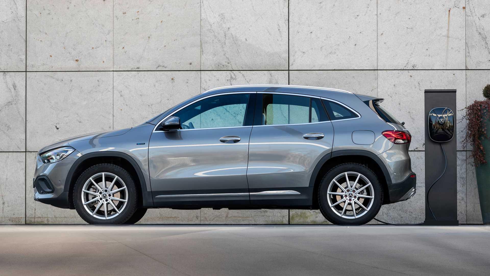 مشخصات ارتقای خودروهای شرکت مرسدس بنز