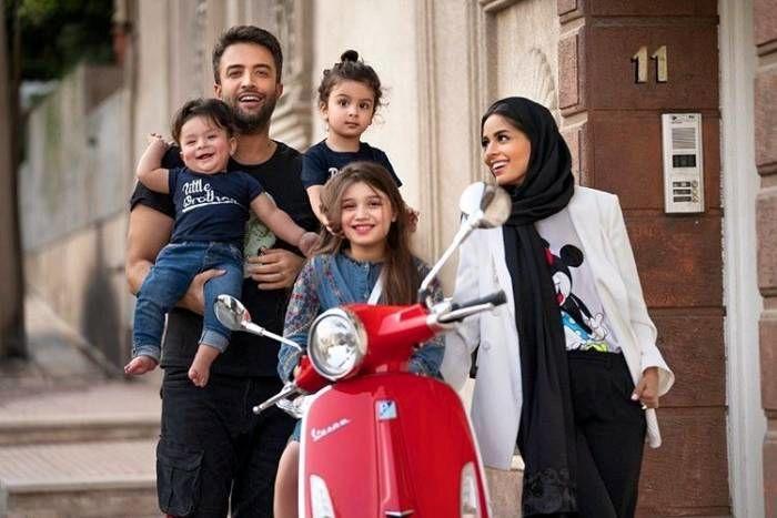 هنرمندان و بازیگران ایرانی از چه اسم هایی برای فرزندانشان استفاده کرده اند؟
