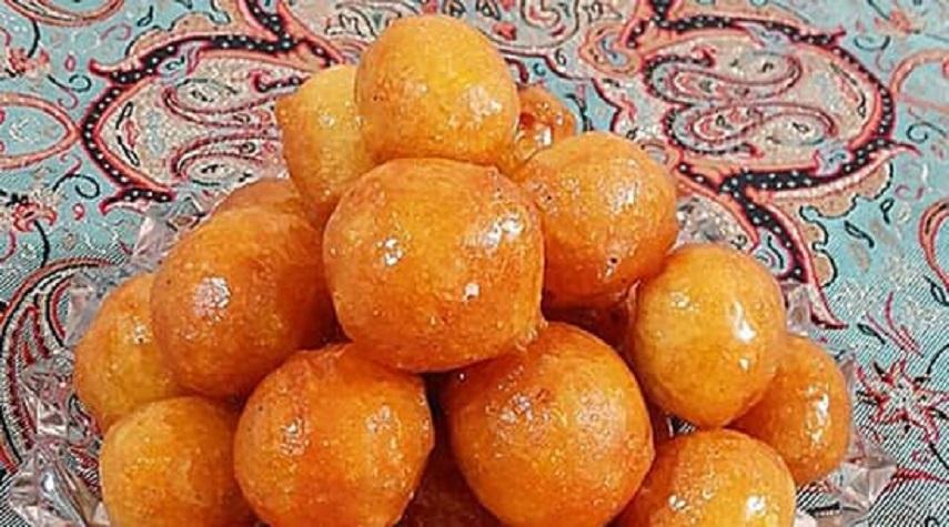 لگیمات شیرینی خوشمزه و پرطرفدار عربی + طرز تهیه