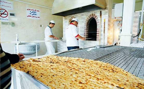 ضرروت رعایت اصول بهداشتی در نانوایی ها