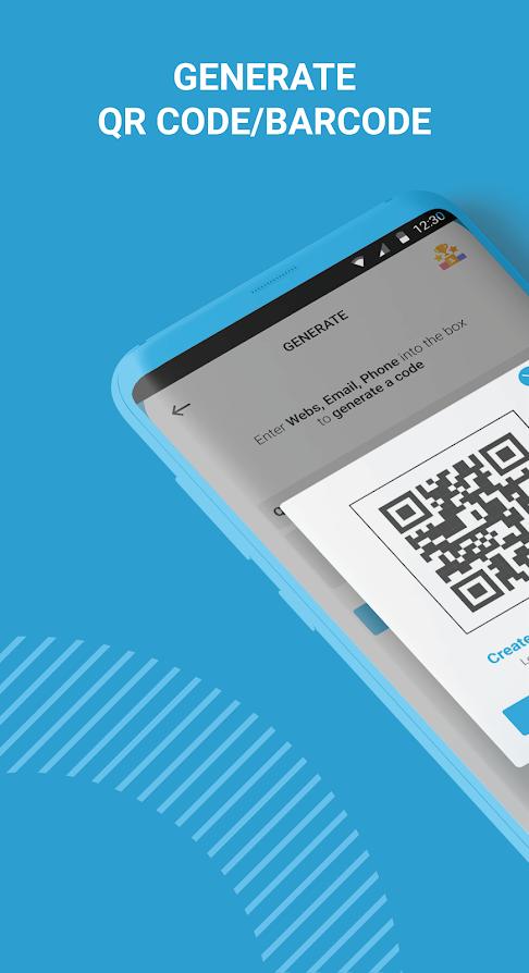 دانلود QR Code Reader & Barcode Scanner v2.0.3 – اپلیکیشن بارکد خوان هوشمند، کاربردی و سریع