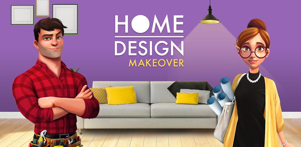 """دانلود Home Design Makeover 2.9.0g – بازی شبیه سازی جالب """"طراحی خانه"""" اندروید +"""
