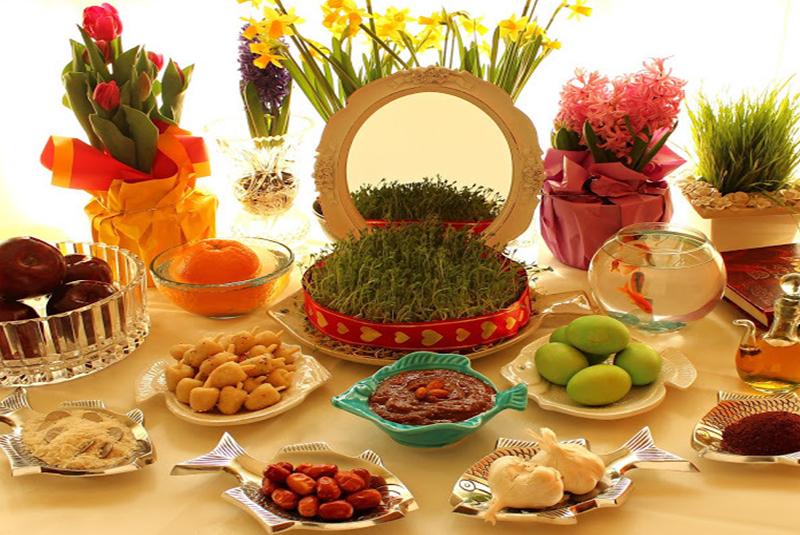جشن نوروز در دیار انجیر