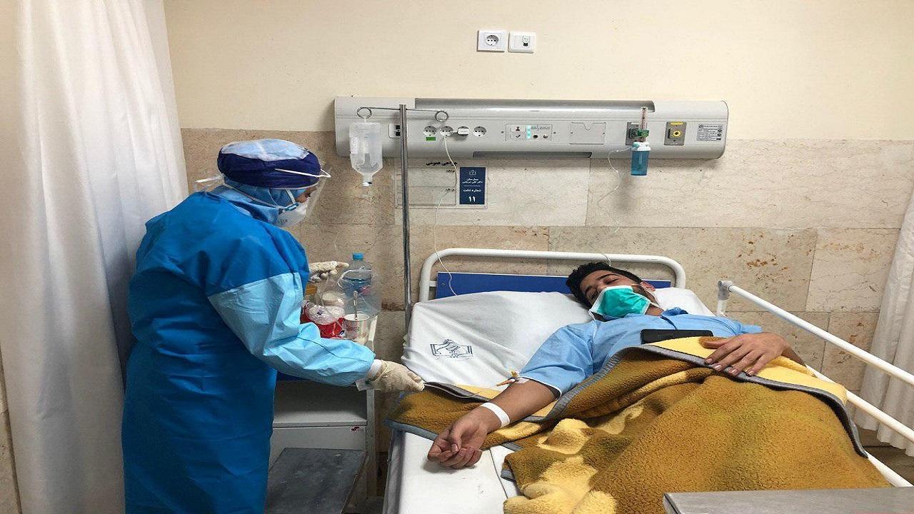 خدمات رسانی ۳۳ مرکز به بیماران مشکوک به کرونا