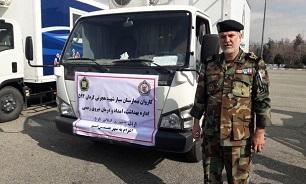 ارتش آمادگی دارد در همه نقاط کشور بیمارستانهای صحرایی برپا کند