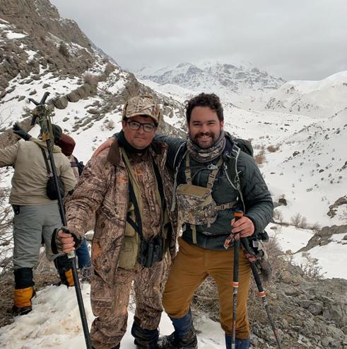 نازشست کلانتری به شکارچیان خارجی کدام است: توقف یا ادامه صدور مجوزهای شکار؟