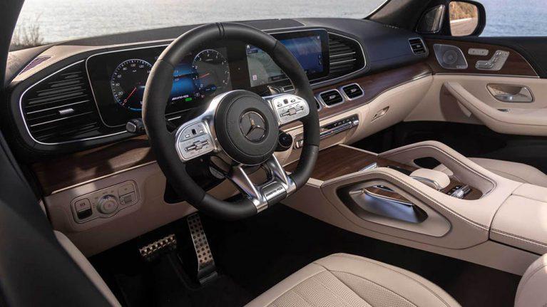 اولین تجربه رانندگی با مرسدس-ای ام جی GLS ۶۳+ فیلم
