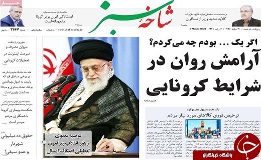 اجرای طرح تب سنجی در عوارضی قم _تهران/مردم قم قرنطینه خانگی را جدی بگیرند