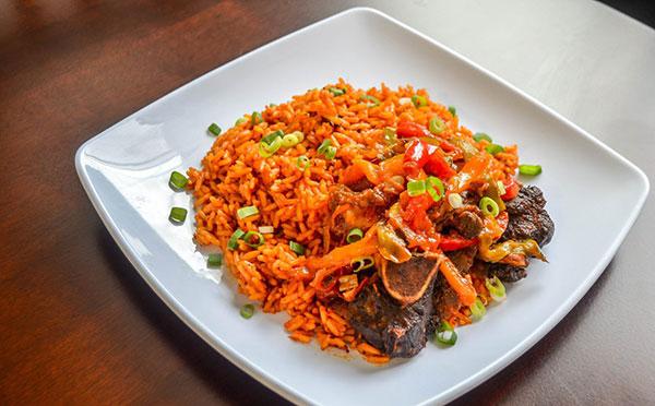 طرز تهیه برنج جولاف؛ غذای خوشمزه آفریقایی//دپوی