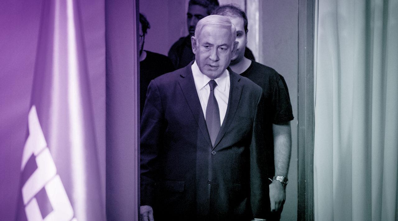 بنبست سیاسی صهیونیستها/ شانس برابر نتانیاهو و گانتز برای تشکیل کابینه و انتخابات چهارم!