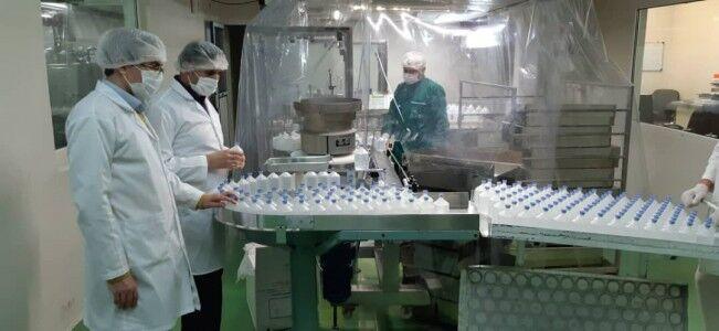 افزایش 150 برابری تولید مواد ضدعفونی کننده داخلی/ کمبود مواد ضد عفونی کننده به خاطر شوک به شبکه توزیع است