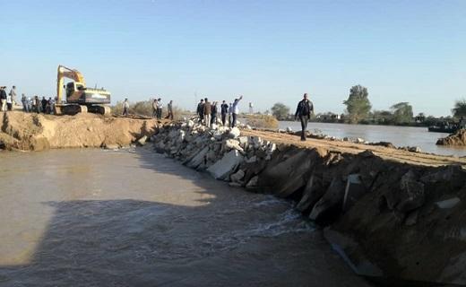 ترمیم سیل بندها در خوزستان، موضوعی که مسئولان آن را جدی نگرفتند