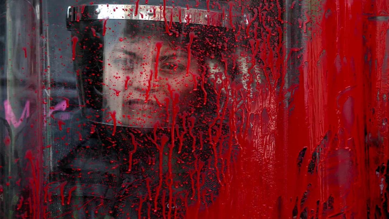 تصاویر روز: از رونق افتادن گردشگری در تایلند به دنبال شیوع ویروس کرونا تا به خشونت کشیده شدن راهپیمایی روز جهانی زن در ترکیه تا