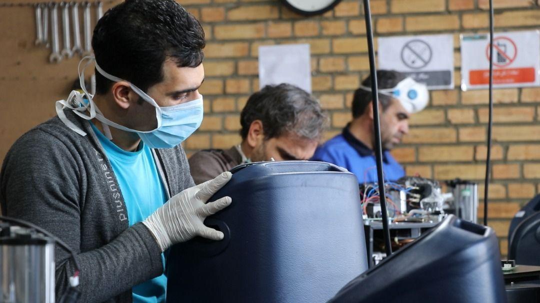 تولید دستگاههای اکسیژن ساز و بای پپ برای اولین بار در کشور