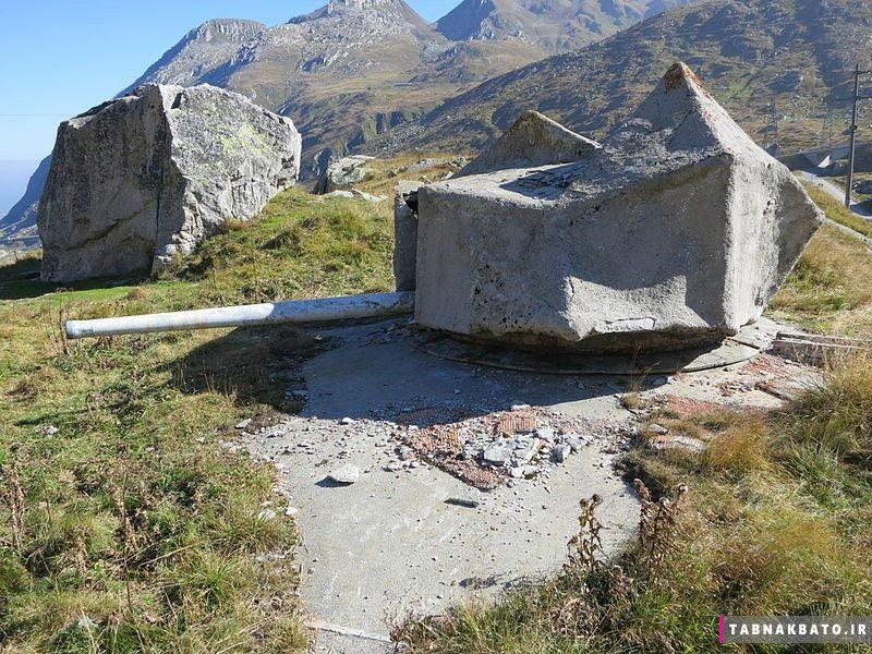 حقایقی جالب از مخفیگاهای نظامی سرّی در سوئیس + تصاویر