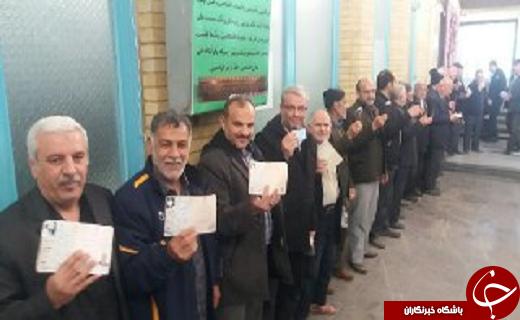 انتخابات مجلس شورای اسلامی در استان سمنان آغاز شد