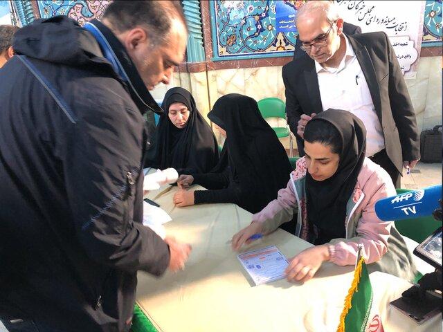 امیدواریم تا فردا بتوانیم نتایج انتخابات در استان کرمان را اعلام کنیم