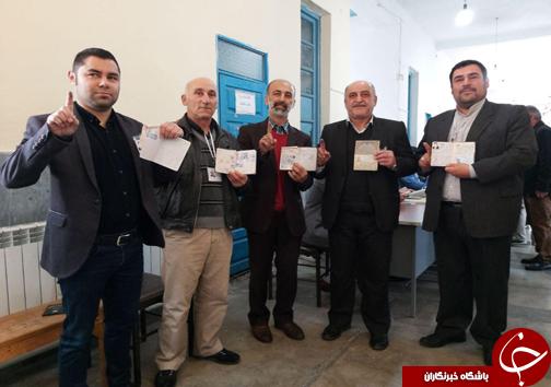 انتخابات مجلس؛ گزارش برگزاری انتخابات مجلس یازدهم در ۹ حوزه انتخابیه مازندران