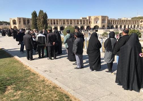 انتخابات مجلس؛ گزارش برگزاری انتخابات مجلس یازدهم در اصفهان