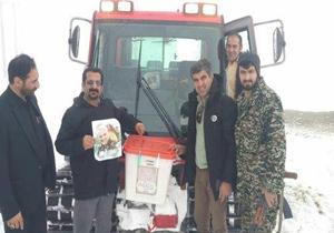 صندوق رای به مرتفعترین نقطه مازندران رسید