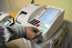 ارتباطات الکترونیکی انتخابات شهرستانها بدون قطعی