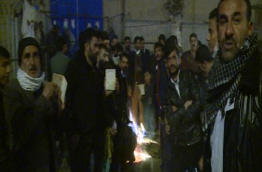 حضور پر شور مردم چهارمحال و بختیاری در انتخابات + تصاویر