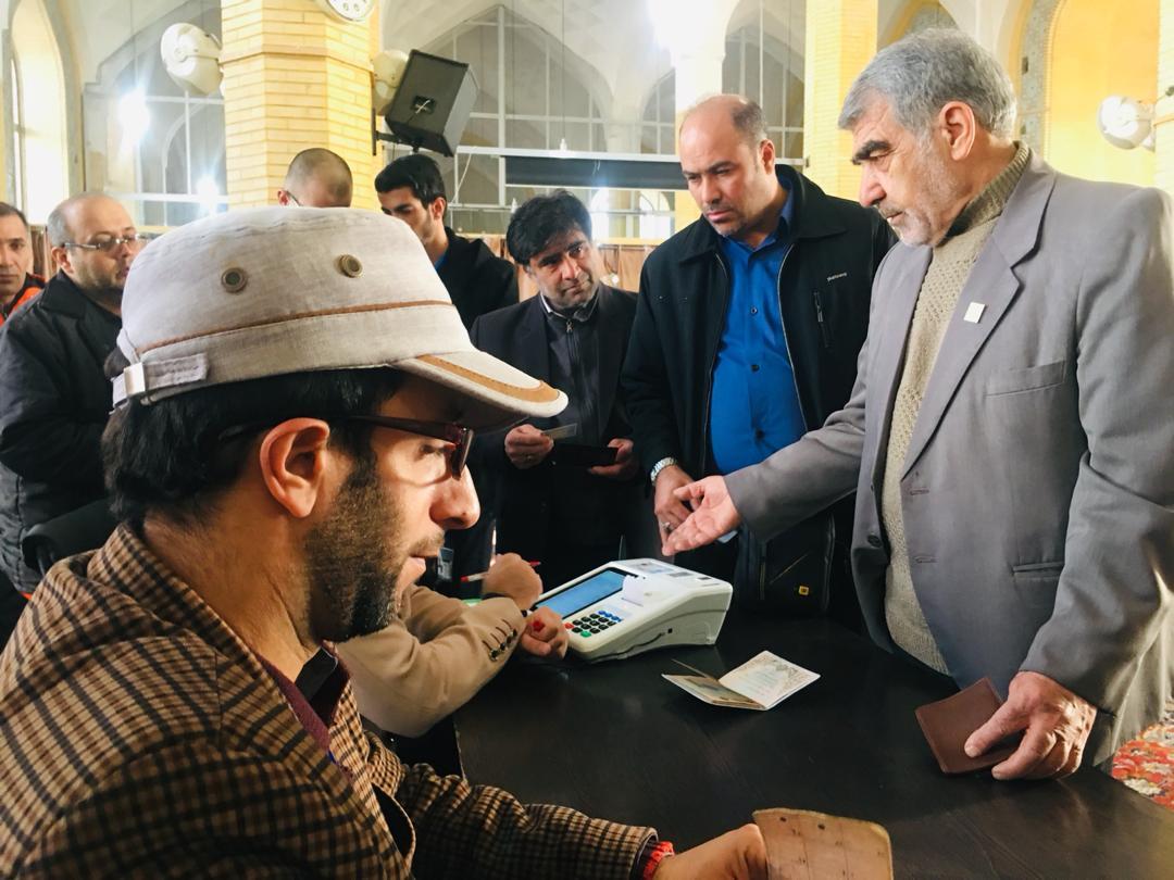 انتخابات مجلس؛ صبح پرشور انتخابات البرز