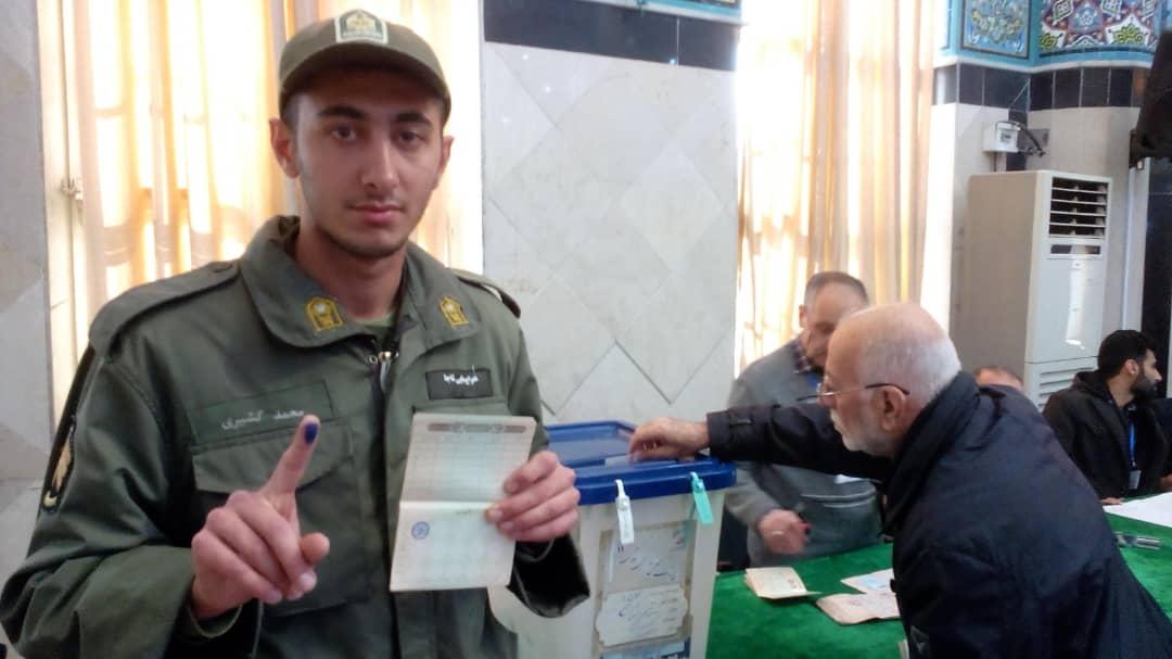 انتخابات مجلس؛ حضور پرشور مردم البرز در انتخابات