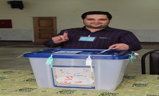 حضور پررنگ مردم همدان در پای صندوق رای+ عکس