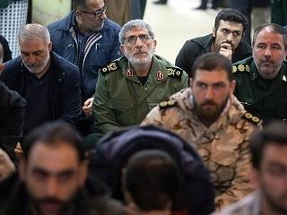 مراسم گرامیداشت شهید قاسم سلیمانی در ستاد فرماندهی نیروی زمینی سپاه