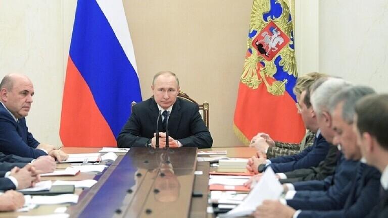 نشست شورای امنیت روسیه درباره ادلب سوریه
