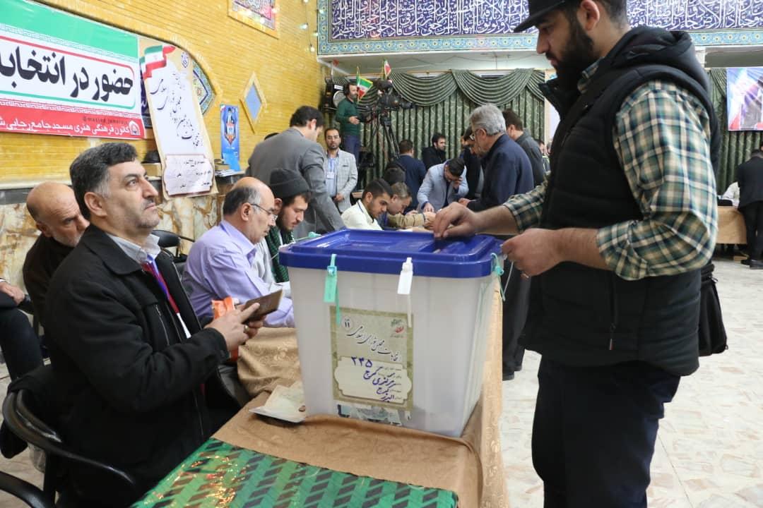 تمدید مهلت انتخابات مجلس در البرز