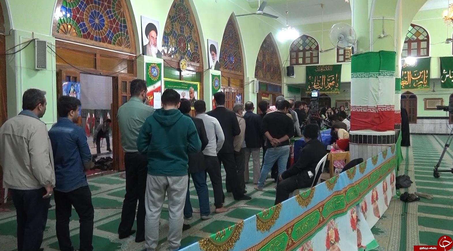 انتخابات مجلس؛ افزایش حضور مردم پای صندوقهای رای در آخرین زمان رای گیری