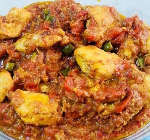 آموزش تهیه چیکن کرایی غذای خوشمزه پاکستانی