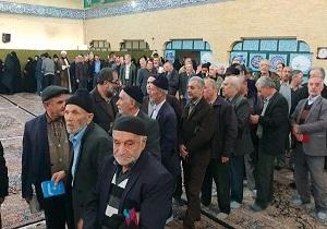 تمدید زمان رای گیری در برخی از حوزه های انتخابیه استان همدان